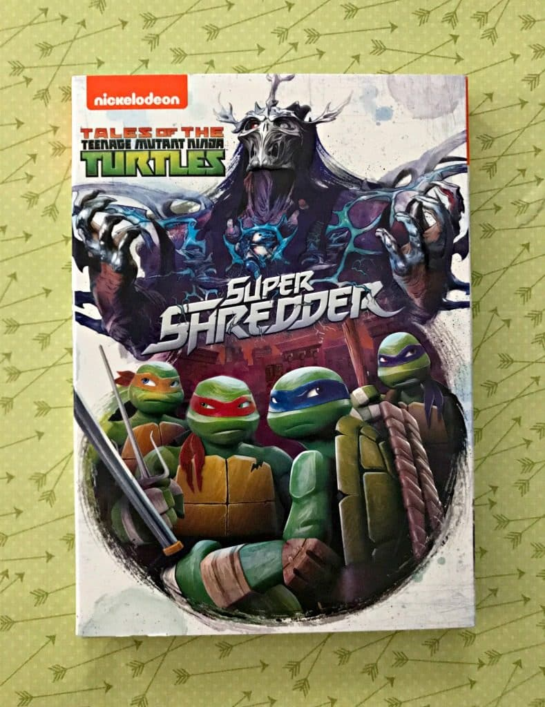 Teenage Mutant Ninja Turtles Super Shredder
