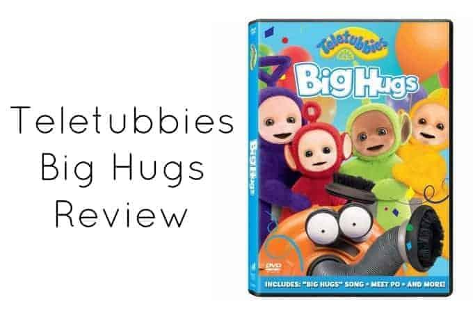 Teletubbies Big Hugs
