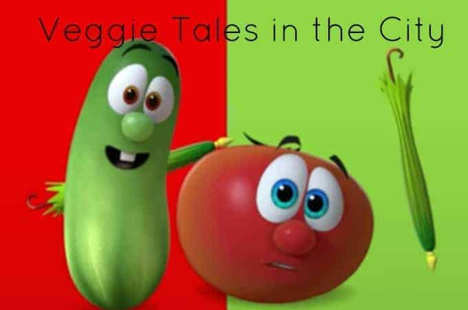 Veggie Tales in the City