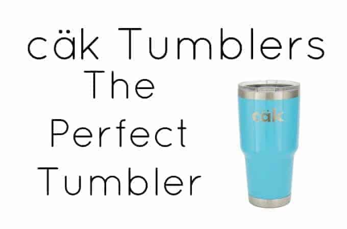 Cak Tumblers The Perfect Tumbler