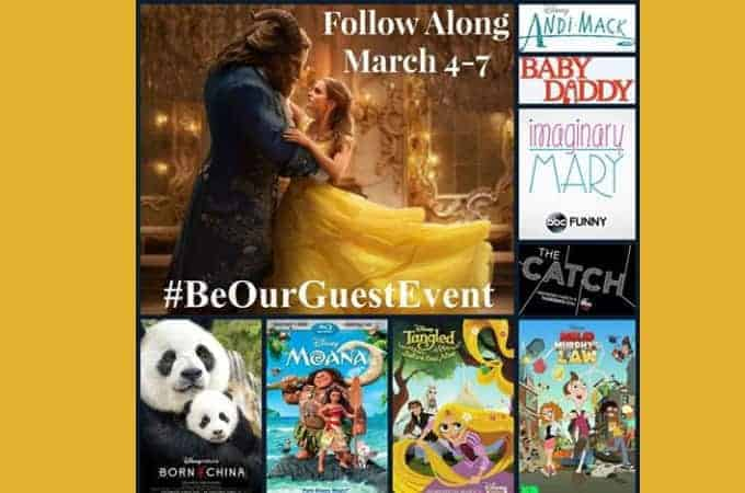 Be our Guest Event