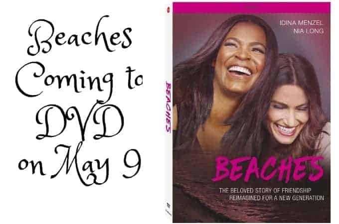 Beaches Coming to DVD on May 9