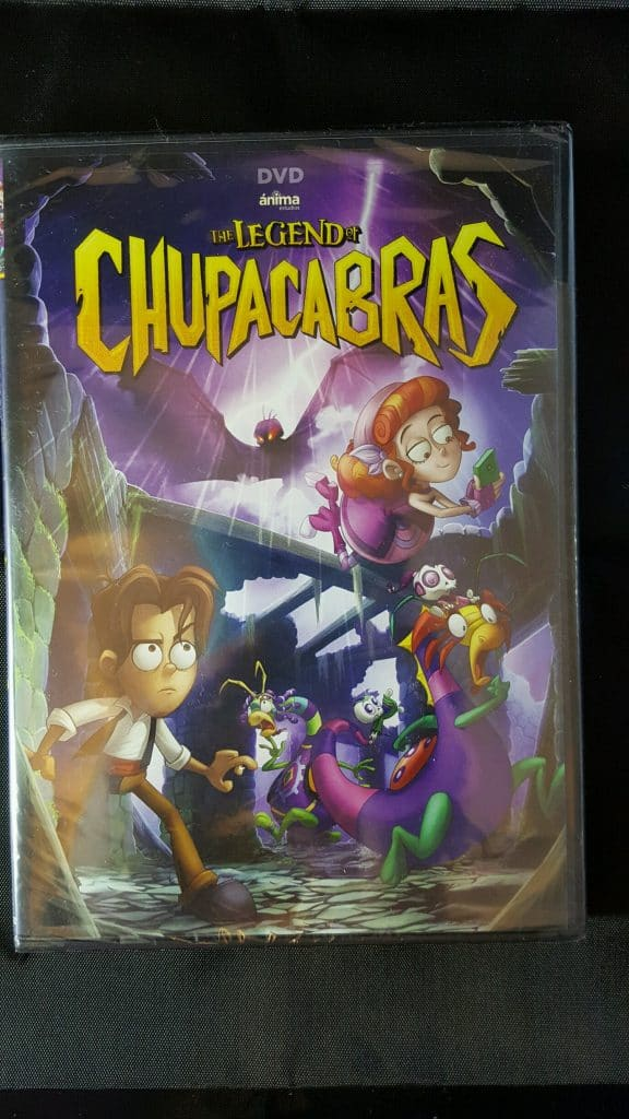 The Legend of Chupacabras