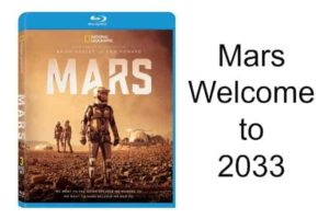 Mars Welcome to 2033