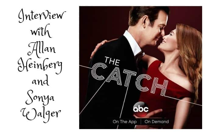 Tune into The Catch on TGIT