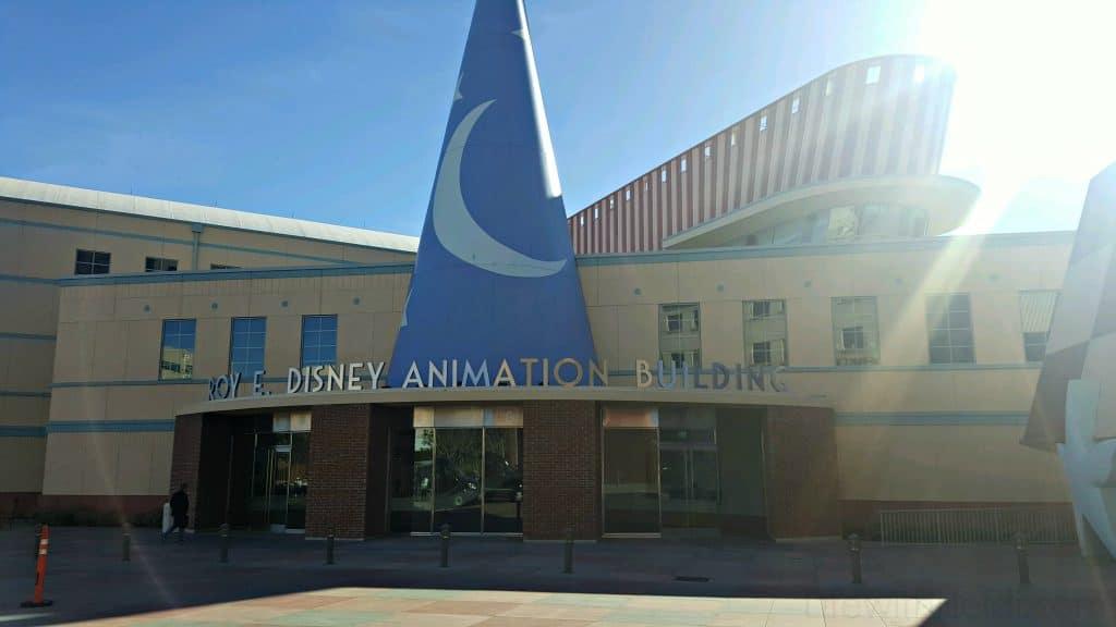 Walt Disney Animation Studios.