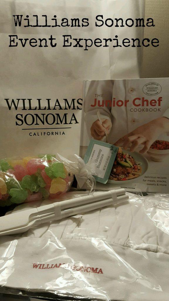 Williams Sonoma Event Experience