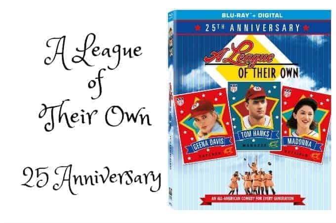 A League of Their Own 25th Anniversary