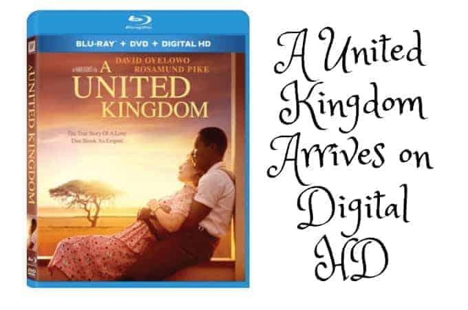 A United Kingdom Arrives on Digital HD 5/23 and Blu-ray & DVD 6/6