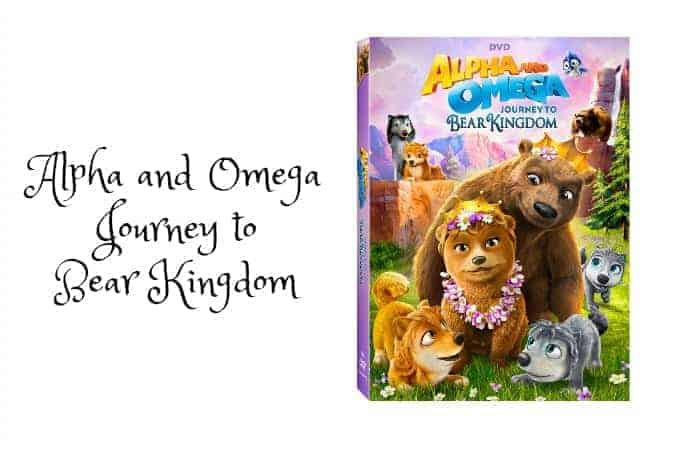 Alpha and Omega Journey to Bear Kingdom