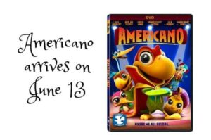 Americano arrives on June 13