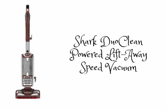 Shark DuoClean Powered Lift-Away Speed Vacuum