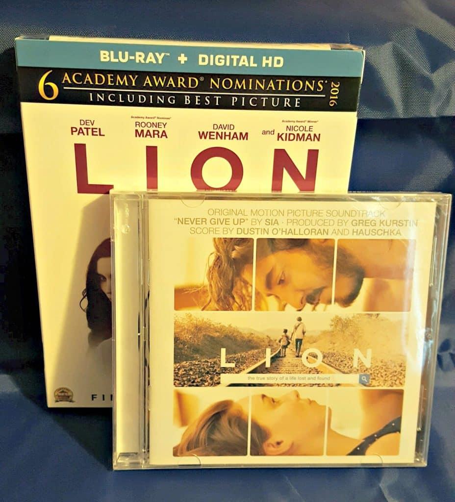 Lion Soundtrack