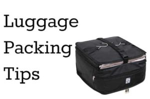 Luggage Packing Tips