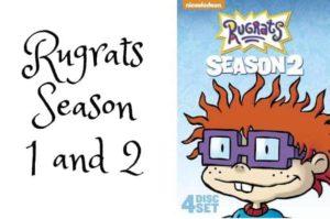 Rugrats Season 1 and 2