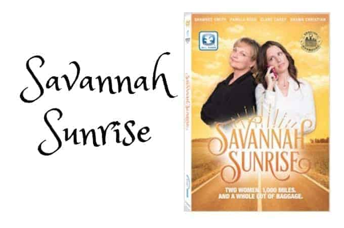 Savannah Sunrise arrives on DVD, Digital HD and On Demand May 16