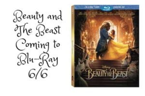 Beauty and The Beast Coming to Blu-Ray 6/6