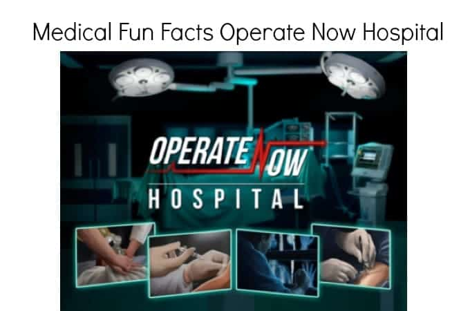Medical Fun Facts Operate Now Hospital
