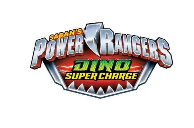 Power Rangers Dino Super Charge: The Complete Season DVD