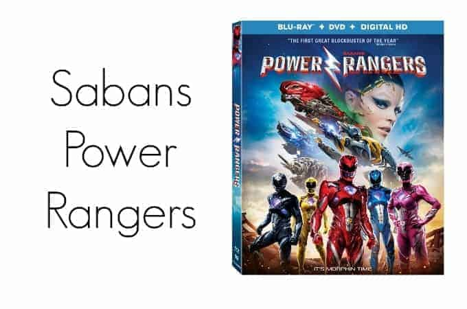 Sabans Power Rangers