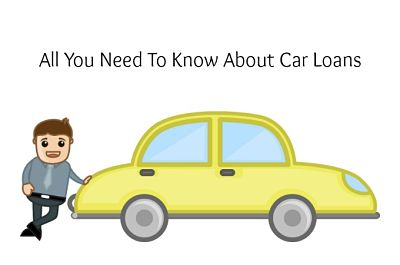 All you need to know about car loans
