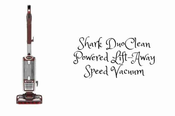 Shark DuoClean Powered Lift-Away Speed Vacuum