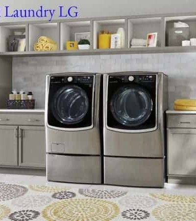 Front Load Laundry LG