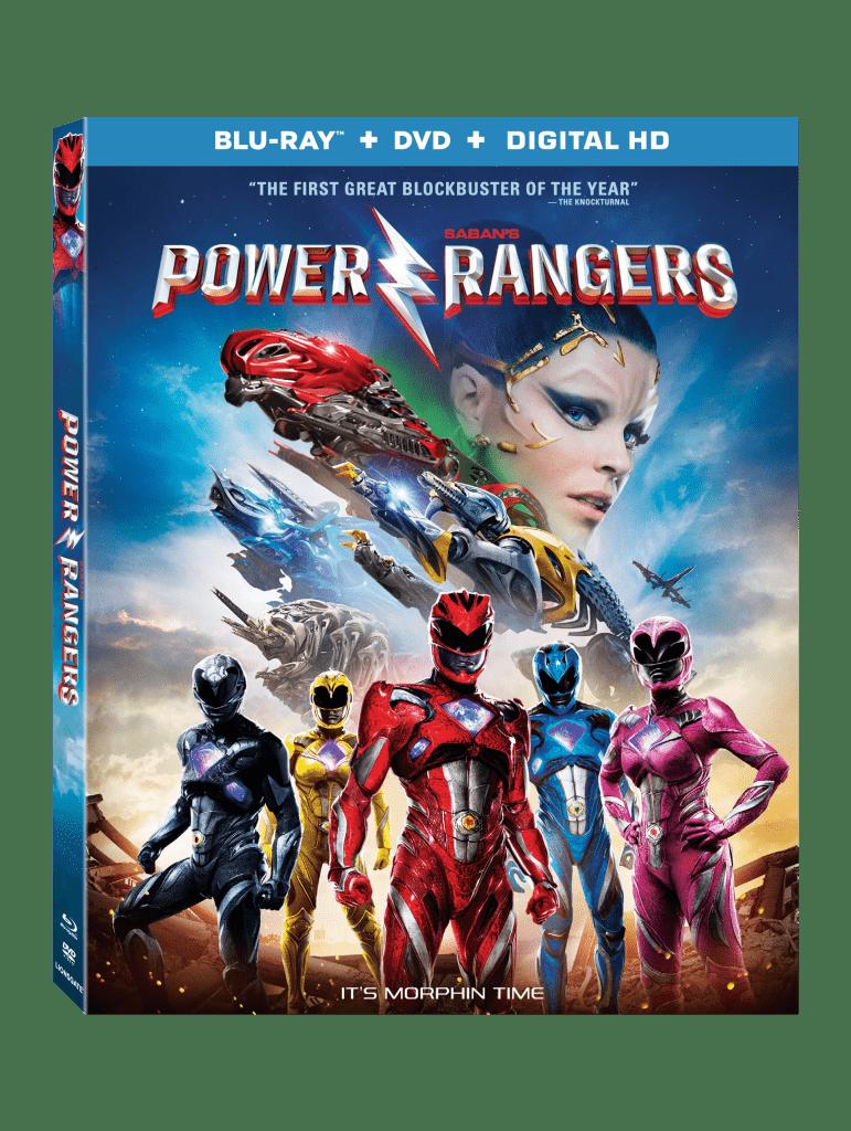 Power Rangers It's Morphin Time
