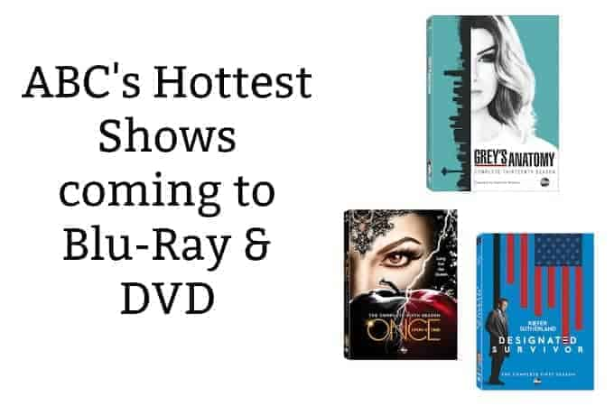 ABC's Hottest Shows On Blu-Ray
