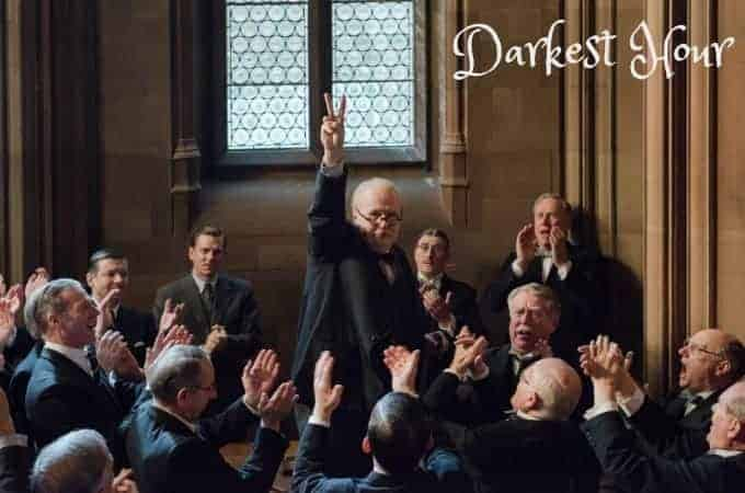 Darkest Hour from Focus Features