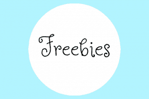 Freebies To Print or Request