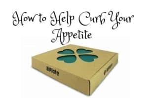 How to Help Curb Your Appetite
