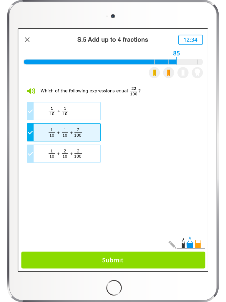 IXL makes learning fun for kids k-12