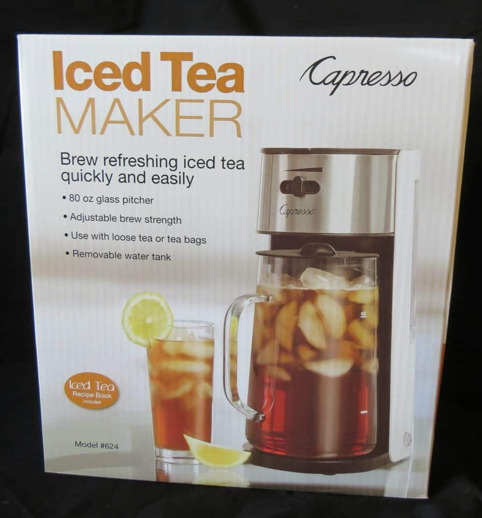 Iced-Tea-Maker
