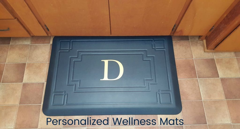 WellnessMats The Perfect Personalized Gift