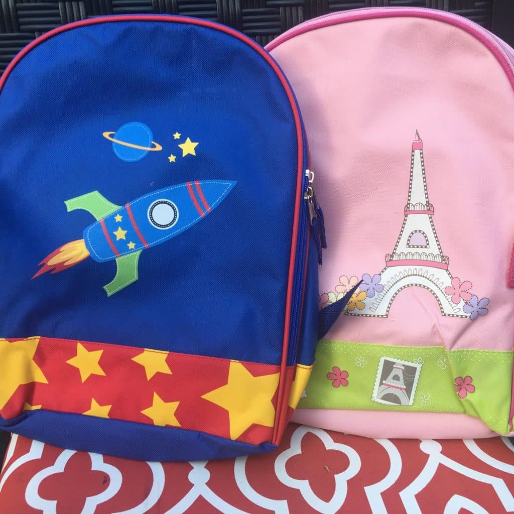 Sophia Style Backpacks are perfect for back to school