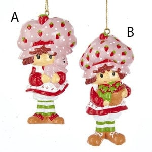 Christmas in July with Strawberry Shortcake