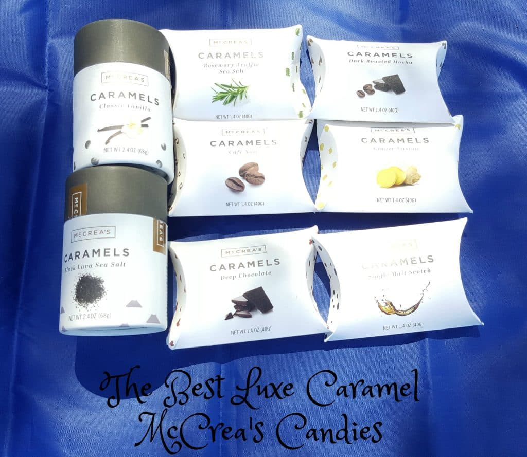 The Best Luxe Caramel McCrea's Candies