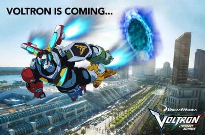 Voltron Legendary DefenderPanel