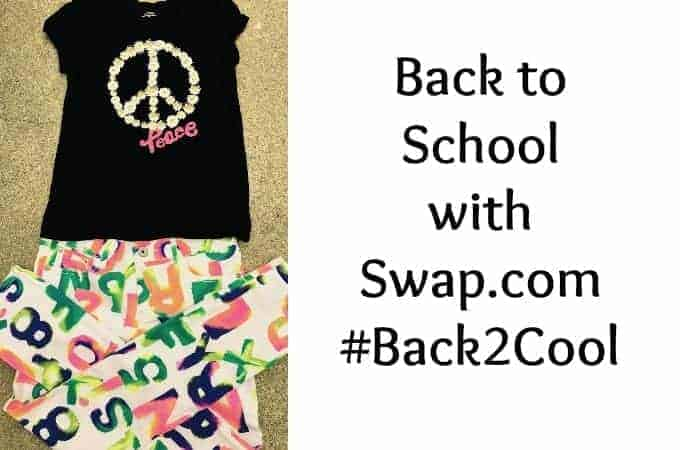 Back to School with Swap.com #Back2Cool