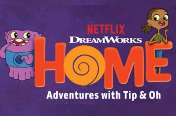 Season 3 of Home The Adventures of Tip and Oh