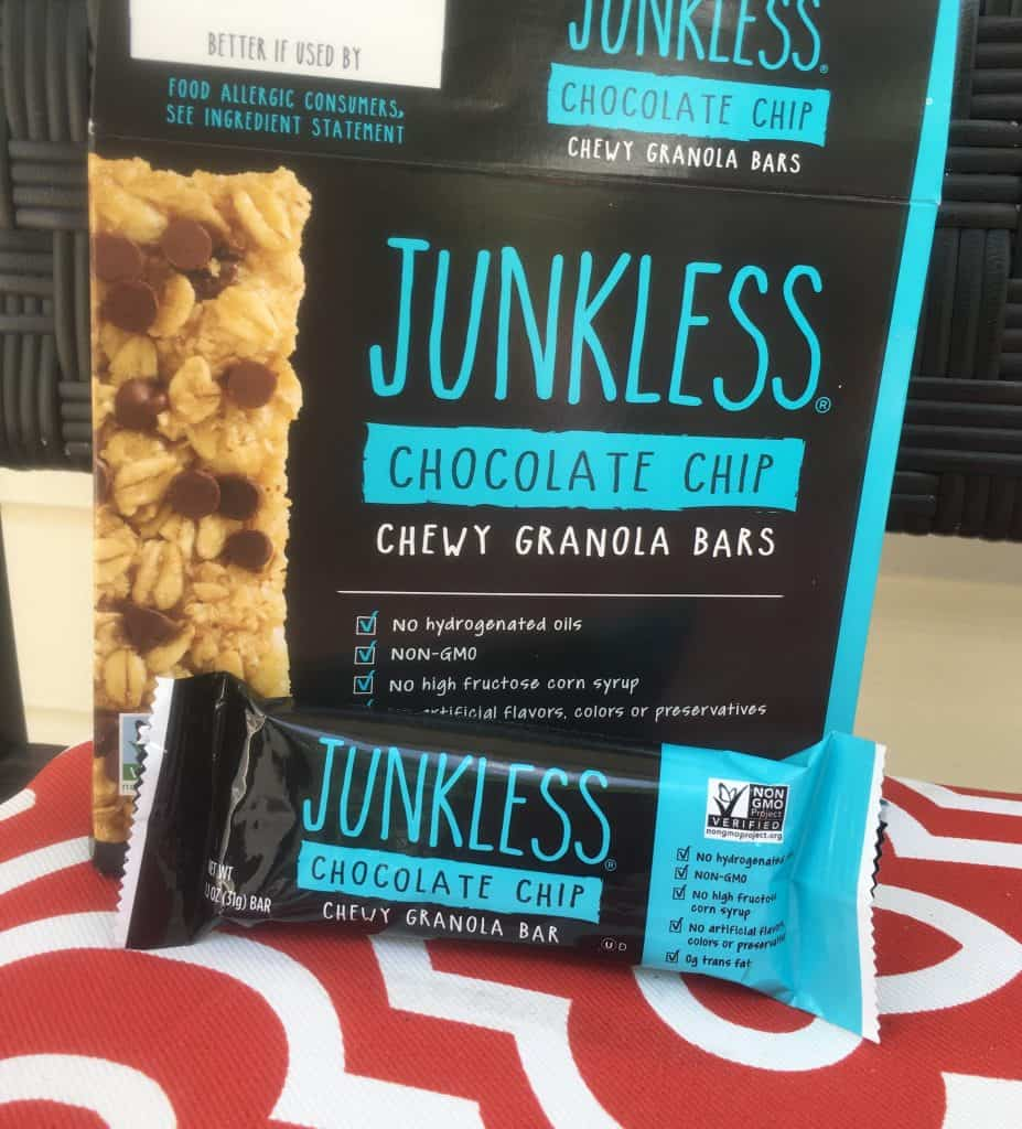 Junkless is perfect for Back to School