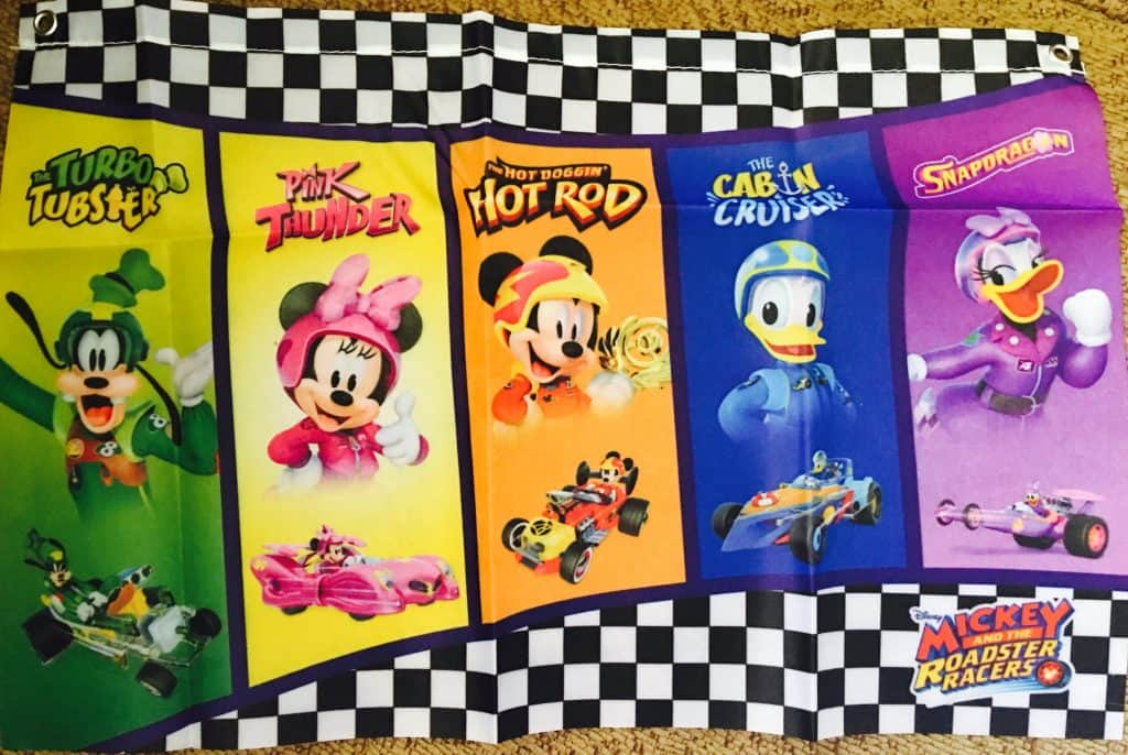 Mickey and The Roadsters Racers