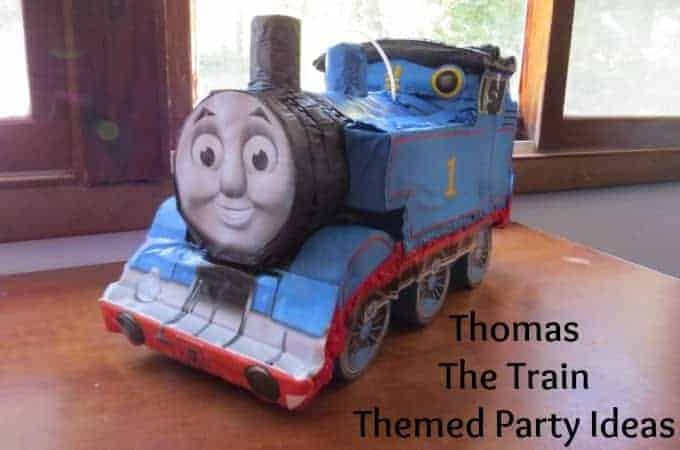 Thomas The Train Party Planning