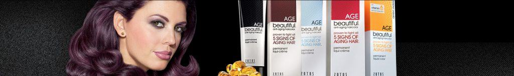 AgeBeautiful Hair Color Helps Tame the Grays