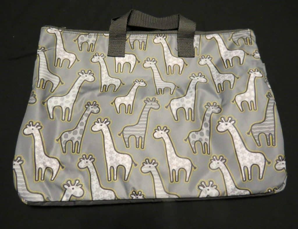 Fun Giraffe Print bag