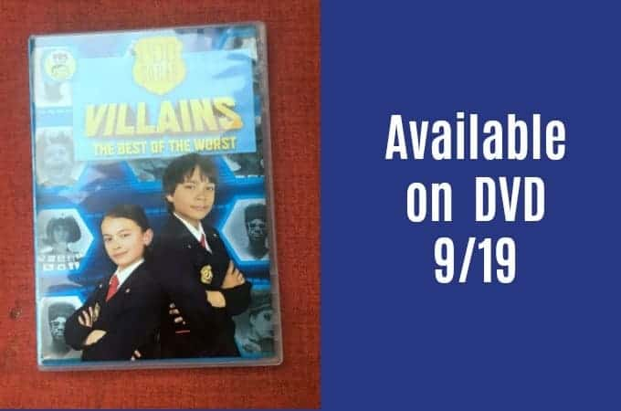 Odd Squad: Villains, The Best of The Worst