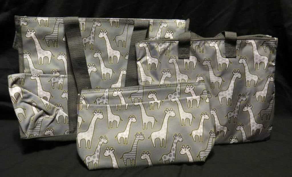 The Go-Go Giraffe Print from Thirty-One