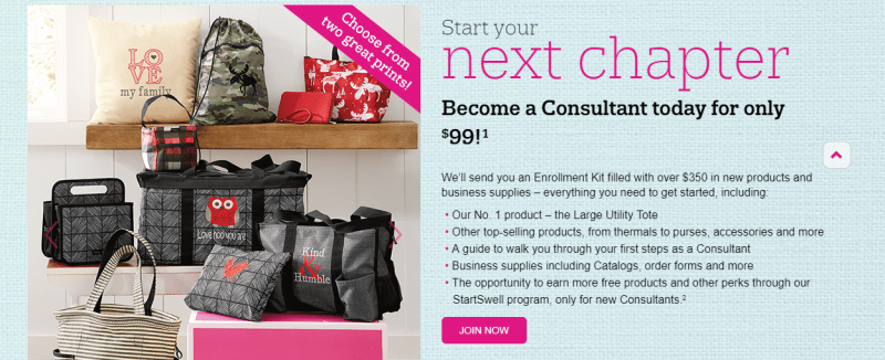 Join Thirty One as a Consultant