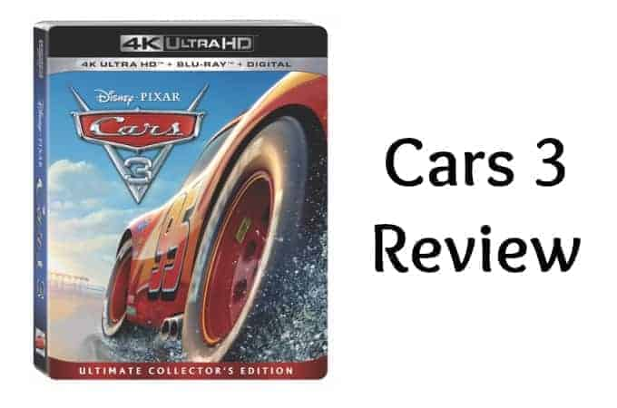 Cars 3 Review